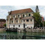 Churches of Annecy, France