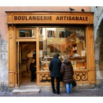 Boulangeries of Annecy, France