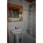 Ensuite Bathroom at Samoens Self-Catering Accommodation