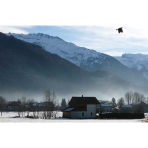 Les Vallons in Samoens, French Alps