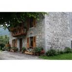 Farm Houses of Les Vallons Hamlet in Samoens