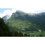 Les Vallons at the Foot of the Criou Range, Samoens
