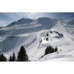 Skiing in Samoens, France