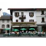 Bar le Samoens, Haute-Savoie, France