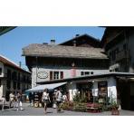 Samoens in Summer, Haute-Savoie, France