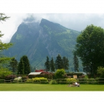 Recreational Play Area Lawns in Samoens