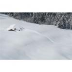 Winter Snow in Samoens, Grand Massif