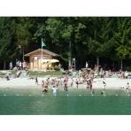 Morillon Lac Bleu Beach