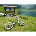 Mountain Biking in Samoens, Sixt and Flaine