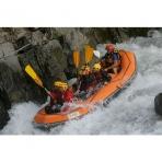 Rafting in Samoens, Haute-Savoie