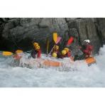 Rafting in the Giffre River, Samoens