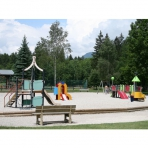 Lac Aux Dames Playground, Samoens