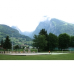 Sports Area of Lac Aux Dames in Samoens
