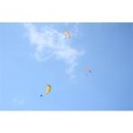 Paragliding in Samoens, France