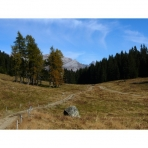 Lac Gers Walk in Samoens-Sixt