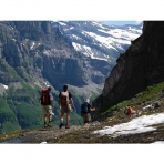 Challenging Lac de Vogealle Walk, Sixt