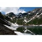 Lac de la Vogealle, Sixt