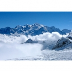 Breathtaking Views of Mont Blanc from Grand Massif, France