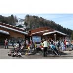 Grand Massif Express Ski Lift to Samoens 1600, France