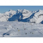 Skiing for Beginner, Intermediate and Advanced Skiers, Grand Massif, France