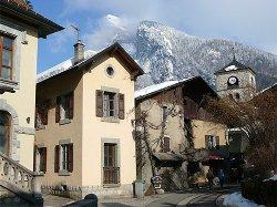 Samoens, Historic Farming Town and Ski Resort in Haute-Savoie, France