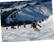 Skiing and snowboarding in the Grand Massif | Chez Michelle, Samoens